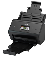 brother ADS-3600W Wireless Desktop Document Scanner